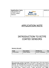 Introduction To ECTFE Coated Sensors Application Note