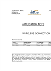 Wireless Connection Application Note
