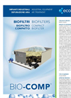 Biofilters Compact Biofilter - Industrial Equipment For Air Treatment Brochure