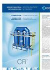 Regenerative Combustion Plant - Industrial Equipment for Air Treatment Brochure