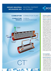 Thermal Combustion Plant - Industrial Equipment for Air Treatment Brochure
