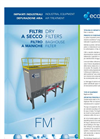 Dry Filters and Baghouse Filter - Industrial Equipment for Air Treatment Brochure