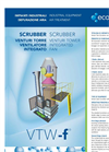 Scrubber Venturi Tower Integrated Fan - Industrial Equipment For Air Treatment Brochure