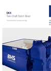 Twin-Shaft Batch Mixer (DKX) Brochure
