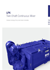 Twin Shaft Continuous Mixer (LFK) Brochure