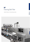 Indexing Belt Filter (BF) Brochure
