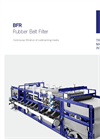Rubber Belt Filter (BFR) Brochure