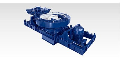 BHS Sonthofen - Model RSMX - Rotor Centrifugal Crusher