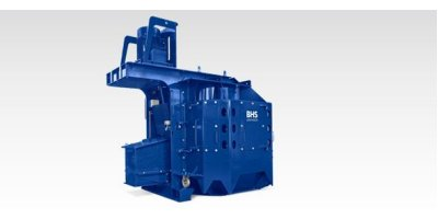 BHS Sonthofen - Model RS - Rotor Shredder
