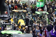 Agricultural industry shows confidence at Agritechnica