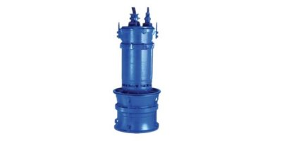 Axial-Flow Submersible Motor Pump
