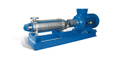 Model TK – TKR – VTK – TKK series - Multistage Centrifugal Pump