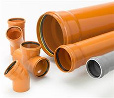 Sewage PVC-U Pipes