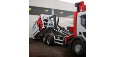 Compactor for Bin Tippers