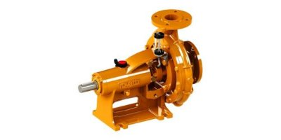 Orange line - Model SL - Horizontal Bareshaft Single Stage Centrifugal Pumps