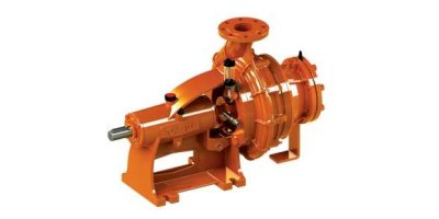 Orange line - Model SL - Horizontal Bareshaft Single Stage Centrifugal Pumps with Chopper Cone