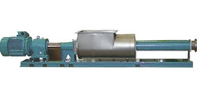 Model G range - Progressing Cavity Pumps
