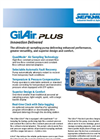 GilAir - Plus - Personal Air Sampling Pump Datasheet