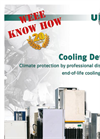 URT - Refrigerator Disposal Plants Brochure