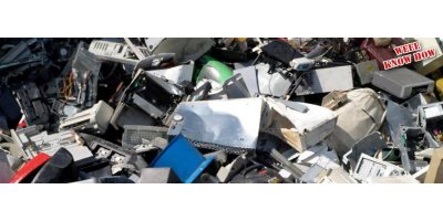 URT - E-Scrap Recycling Plant (WEEE-Recycling)