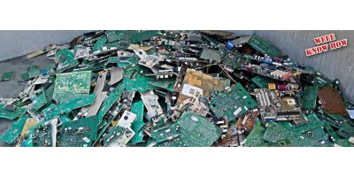 URT - Recycling Plants of Printed Circuit Boards (PCB)