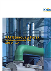 Krone Bernoulli - Model KAF - Self-Cleaning Automatic Filter - Brochure