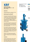 Krone - Model KRF - Backflush Filter -Brochure
