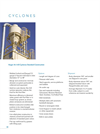 Type A - B Industrial Cyclones - Brochure