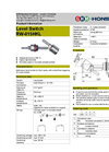 Model RW-015HKL - Level Switch Brochure