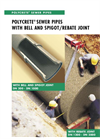 Polymer Concrete Sewer Pipes Brochure
