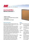 Nuclear AstroCel 1 Filters Brochure