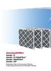 AmAir C - Pleated Filters Brochure