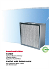 VariCel - High Efficiency Filter Brochure
