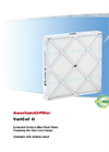 VariCel - II - High Efficiency Filter Brochure