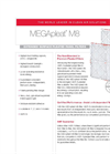 MEGApleat - 18 - Pleated Panel Filter Brochure
