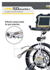 MinCam - Model MC50 - Portable Visual Inspection System - Datasheet