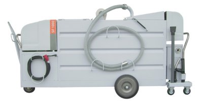 MKR - Model SF 1000 - Suction and Filter Cart