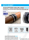 Model MAC - Adaptor Couplings- Brochure