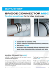 Model MBC - Bridge Connectors Couplings - Brochure