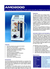 Automatic MicroDilutor and Sample Preparation Unit AMD 2000- Brochure
