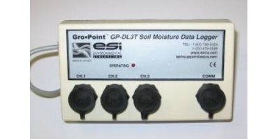 GroPoint - Model GP-DL3T - Dataloggers Record Sensor
