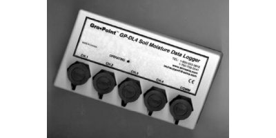 GroPoint - Model GP-DL4 - Dataloggers Record Sensor