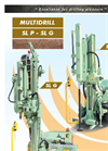 Multidrill - Model SL - Geotechnical Drilling Rigs Brochure