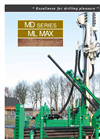 Multidrill - Model ML MAX - Smallest and Manoeuvrable Drilling Rig Brochure