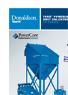 Torit Powercore Dust Collectors CP Series Brochure