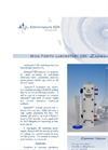 SnowPure Zapwater - High Purity Laboratory Electrodeionization (EDI) Modules Brochure