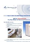 Electropure XL-DER Hemodialysis Brochure
