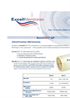 ExcellUltra UF - Ultrafiltration Membranes Brochure