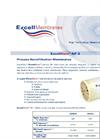 ExcellNano NF-3 Process Nanofiltration Membranes - Brochure