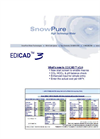 SnowPure - Version EDICAD v3.4  - Brochure
